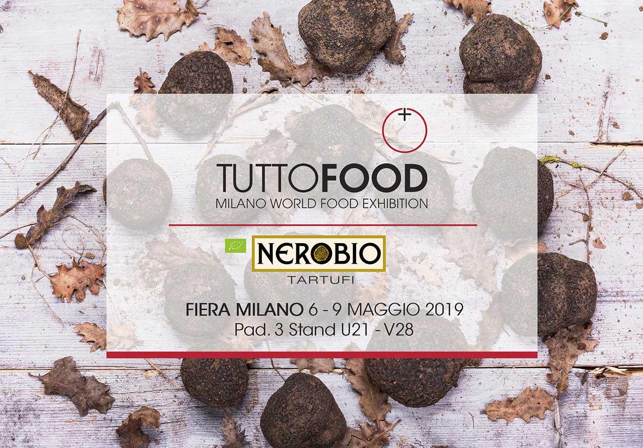 Nerobio Tutto Food Milano